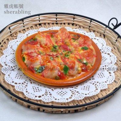 (MOLD-A_128)仿真麵包假麵包模型 西點模型 櫥柜裝飾 攝影道具 仿真披薩
