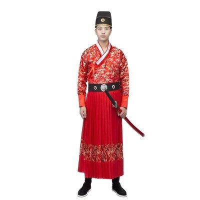 高雄艾蜜莉戲劇服裝表演服*古裝錦衣衛/大內侍衛服裝*購買價$1200元/出租價$400元