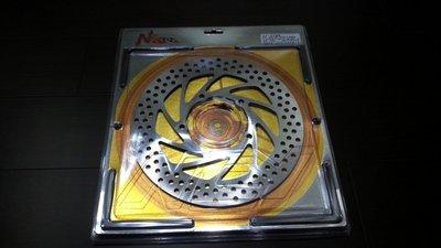 NCY 固定碟 前碟盤 後碟盤 245 mm BWS BWSR FORCE SMAX 五代勁戰 四代勁戰 三代勁戰 勁戰