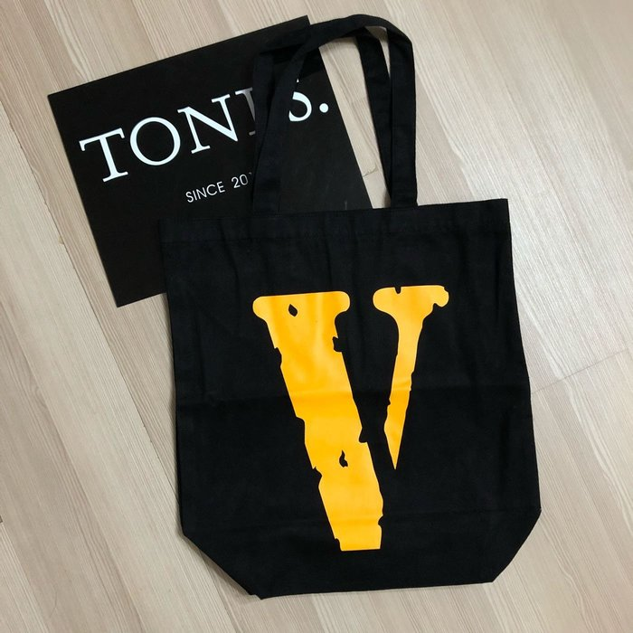 【TONES.】VLONE 18SS MOB FRIENDS 托特包 INNERSECT限定 包