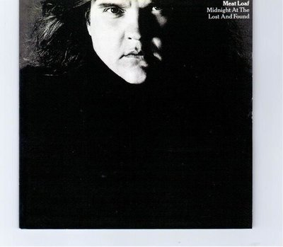 Meat loaf - Midnight at the lost and found 1983 SONY 日本盤 片況如新
