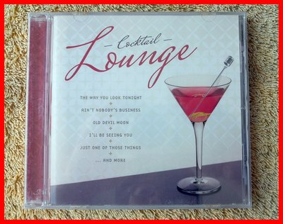 ◎2007全新CD未拆!歐美版-Cocktail Lounge-爵士.藍調.美聲-黛安娜克瑞兒.安妮蘿絲.等13首好歌-