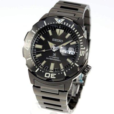 日本正版 SEIKO 精工 PROSPEX MONSTER SBDY037 手錶 男錶 機械錶 潛水錶 日本代購