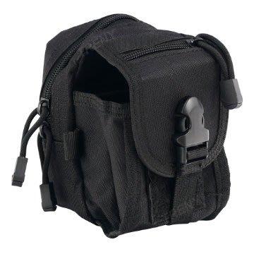 【TRENY直營】多功能腰包-黑 迷彩包 背包 運動腰包 生存遊戲 水電工 1539