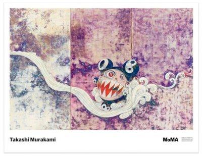 村上隆 Takashi Murakami 727海報