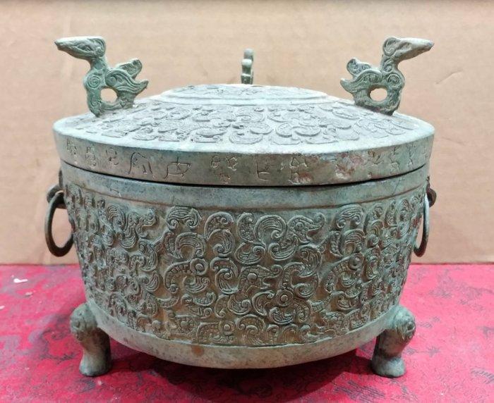 尋寶屋:珍藏~老件青銅器