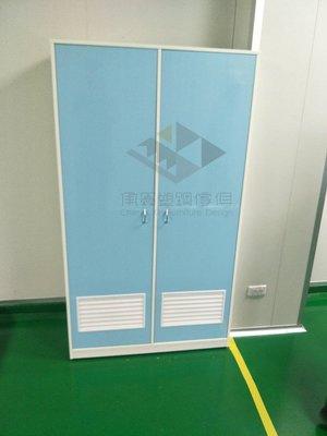 (YHCP-132)雙開門掃具櫃-防水掃具櫃/防水掃除櫃/塑鋼掃具櫃/塑鋼掃除櫃/公司掃具櫃