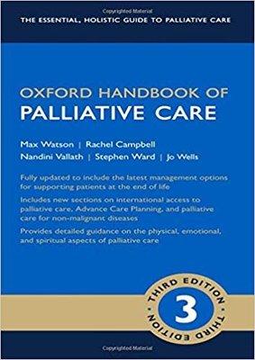 Oxford Handbook of Palliative Care Watson 2019/3