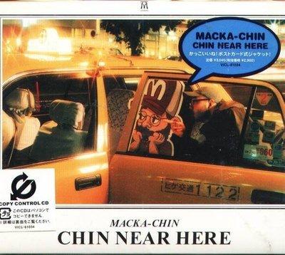 (日版全新未拆) MACKA CHIN - CHIN NEAR HERE