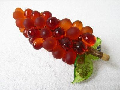 義大利【MURANO】慕拉諾 穆拉諾島 玻璃島 琉璃之島 葡萄造型 琉璃 擺飾 保證全新正品/真品 現貨在台