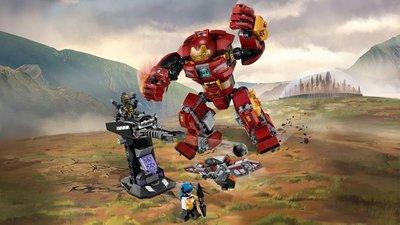 5/23現貨到 樂高 LEGO 76104  超級英雄系列 復仇者聯盟3 無限之戰 浩克毀滅者 浩克終結者 磅礡登場