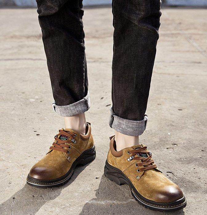 冬季新款隱形增高鞋10cm大頭皮鞋男士內增高男鞋8cm工裝鞋休閑鞋