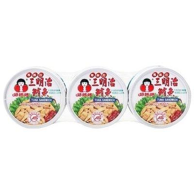 東和好媽媽 三明治鮪魚 185g*3入