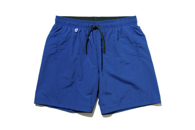 """[ LAB Taipei ] DeMarcoLab """"RIPSTOP BAGGY SHORTS"""" (Blue)"""