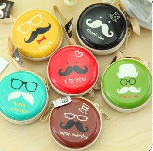 趣味元素拉鍊圓筒小零錢包 韓國可愛小錢包 耳機硬幣包【庫奇小舖】【Q12】