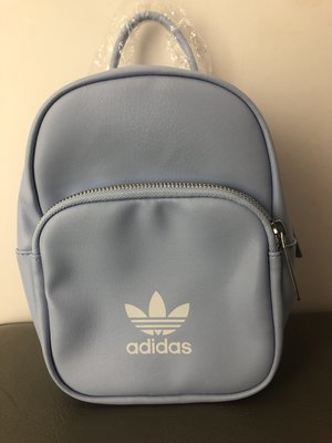 ADIDAS ORIGINALS MINI 藍色 天空藍 背包 書包 小背包 後背包 DU6810 請先詢問庫存