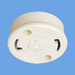 日本原裝吸頂燈 電燈電源 丸型引掛器 符合多種日本廠牌燈具適用 高雄可自取