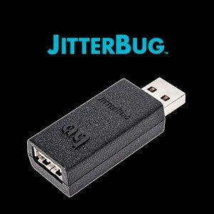 來店優惠【音逸音響】USB 數據&電源 優化濾波器》audioquest JitterBug