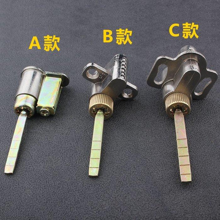 可可小鋪-鎖芯 室內木門鎖老式單舌鎖頭配件執手鎖心臥室衛生間鎖芯通用型