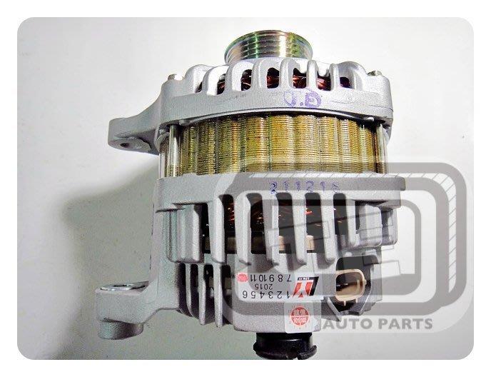 【TE汽配通】日產 INFINITI 無限 fx35 M35 08年後 發電機 150A 全新品 三菱件