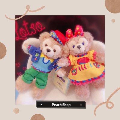 【桃子小舖 ♥ P.S 】2020Big Dream 達菲/雪莉玫 鑰匙圈吊飾 香港迪士尼