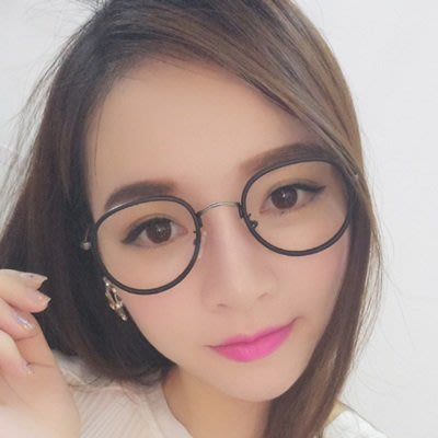 眼鏡 框 圓框 鏡架-文藝氣質熱銷復古男女平光眼鏡6色73oe33[獨家進口][米蘭精品]