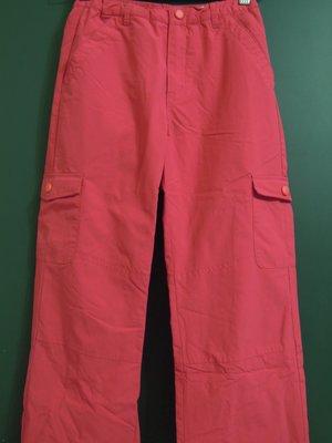 bossini 150cm很新,內舖薄棉,防潑水長褲