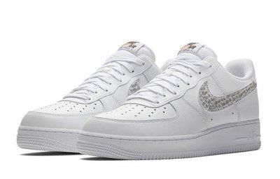【C.M】Nike Air Force 1 07 LV8 LNTC BQ5361-100 AF1 白