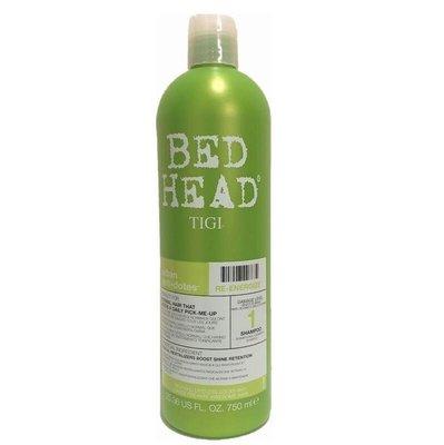 美國 Tigi Bed Head 洗髮精 shampoo 750ml 新活力款( Re-energize )