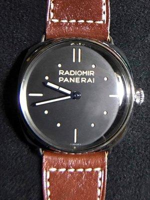重序名錶 PANERAI 沛納海Radiomir SLC PAM00449 PAM449 大盒限量款 3日鍊 手上鍊腕錶