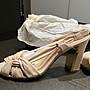 Loewe Napa 小羊皮高跟鞋