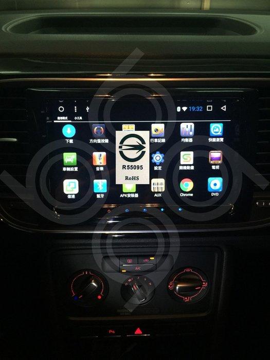 Volkswage福斯Beetle金龜車-9吋安卓專用機.Android.觸控螢幕usb.導航.網路電視.公司貨保固一年