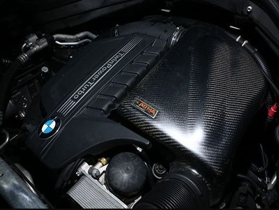 CS車宮車業 ARMA 碳纖維 集氣罩 進氣系統 BMW E70 X5 11-13 / E71 X6 08-12
