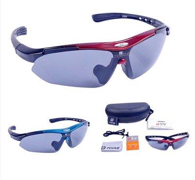 TORE 自行車眼鏡  騎行山地車眼鏡 護目鏡 騎行戶外運動裝備 防風沙