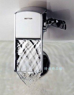 【時尚精品館-龍頭】Bettor --- Cascade  瀑布 渠道式出水 面用龍頭