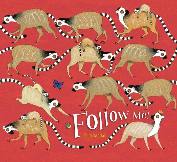 *小P書樂園* Follow Me! Hardcover  – May 10, 2016