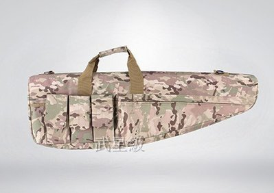 台南 武星級 85CM 三角槍袋 多地形 (BB槍瓦斯槍玩具槍空氣槍CO2槍電動槍槍盒槍箱槍背帶彈匣套長槍袋單槍袋