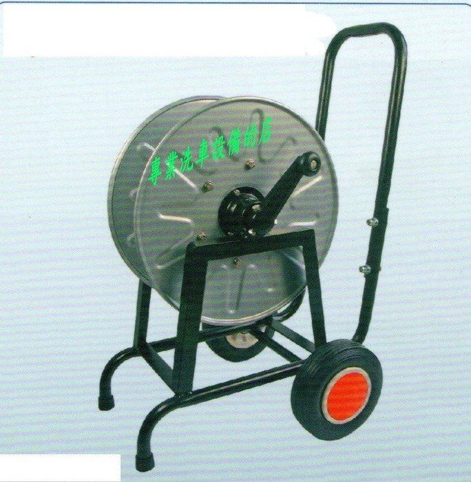 【專業洗車設備の店 】專業級2輪高壓水管架(空架)