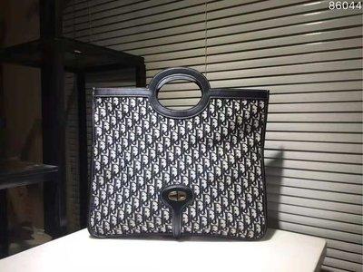 DIOR Oblique 提花手提包 帆布包 手拿包 托特包 購物包 精品包 名牌包 時尚百搭 休閒包 聖誕節新年禮物
