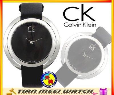 【全新原廠CK】【天美鐘錶店家直營】【下殺↘超低價有保固】Calvin Klein時尚名媛大錶徑 K3U231C1