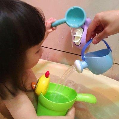 誠信家具 兒童娃娃浴缸洗澡盆游泳玩水套裝  嬰幼兒寶寶小黃鴨洗澡戲水玩具