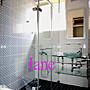 【雅緻專業淋浴拉門2館】免費丈量台灣製K6c無框L型內推2固1門清透強化玻璃淋浴門乾濕分離衛浴拉門浴室拉門玻璃門乾溼分離