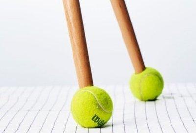 二手網球:網球椅腳套(免運優惠中)