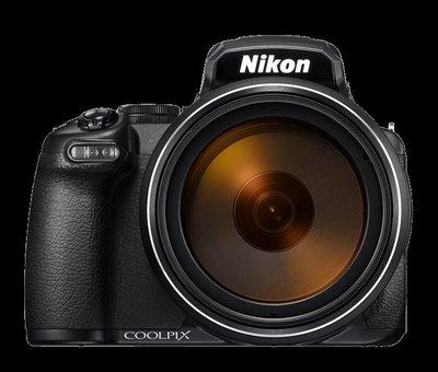 NIKON COOLPIX P1000 125倍光學變焦 5級雙重偵測光學VR減震 ◎王冠攝影社◎