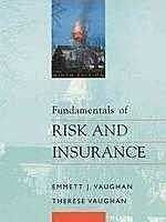 古集二手書 ~Fundamentals of Risk and Insurance 0471216879 John Wil