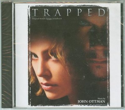 """""""步步危機(Trapped)""""- John Ottman(04),全新美版"""