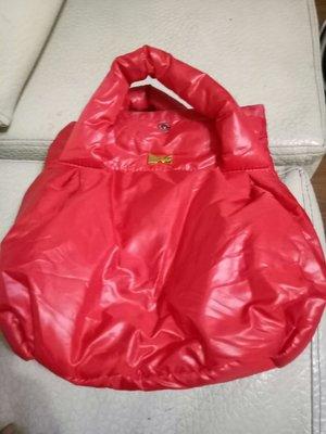 紅色手提包25x25cm(上白368)