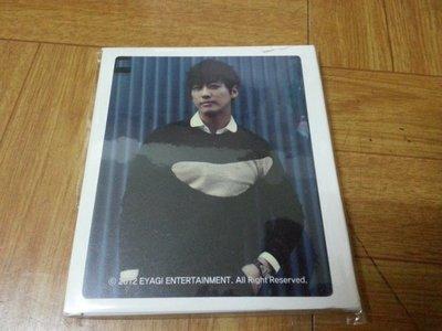 南宮珉 南宮民 2012日本大阪Fan Meeting週邊商品-鏡子B 是否聽見我的新 看得見味道的少女