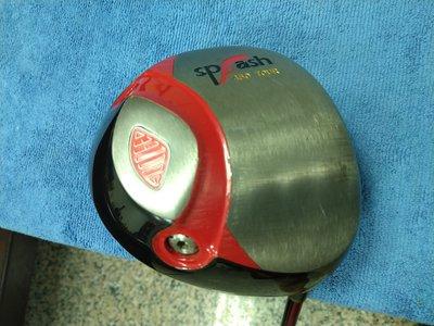 (統統不議價)隨便賣SUCCEED sprash 450TOUR (sprash BAM )10.5度 開球木桿 R桿身