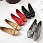 豆豆鞋 (DLT0309) 百搭柔軟舒適好穿蝴蝶結豆...